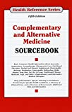 img - for Complementary and Alternative Medicine Sourcebook (Complementary & Alternative Medicine Sourcebook) book / textbook / text book