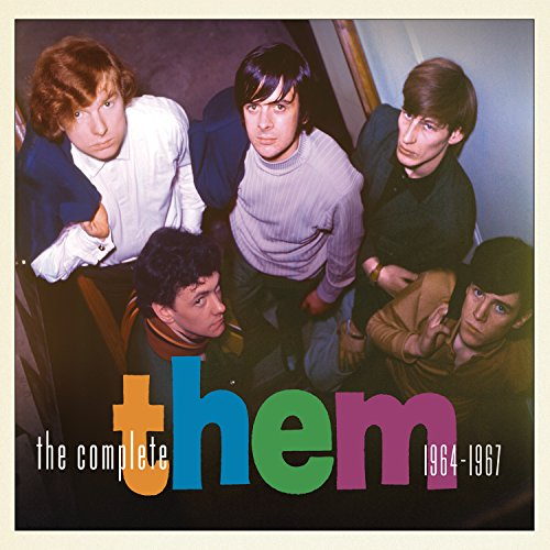 Complete Them (1964-1967) (Box Gloria Music)
