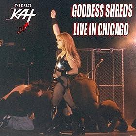 Goddess Shreds Live In Chicago