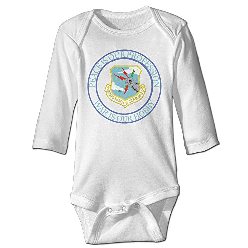- SAC Strategic Air Command Long Sleeve Infant Bodysuits