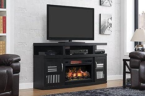 Chimenea Eléctrica Cantilever Pared Chimenea de Classic Flame con tecnología LED: Amazon.es: Hogar