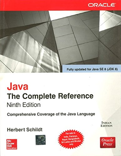 Reference pdf the eighth edition complete java