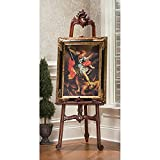 Design Toscano Louis XV Fine Art Carved Display Easel