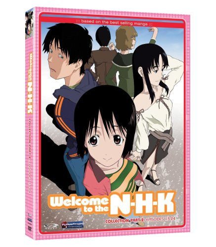 Welcome to the NHK: Season 1, Part Two