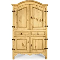 Sierra Armoire in an Old World Look