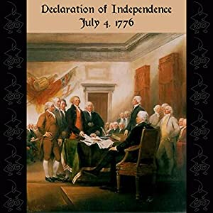 Declaration of Independence Audiobook