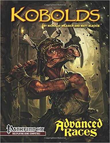 Book Kobolds (Advanced Races)