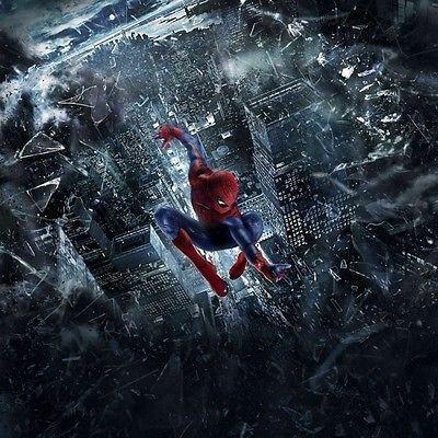 Giant Child Spiderman Wallpaper 3210 230x230cm Amazoncouk