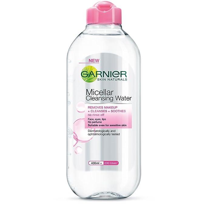 Garnier Skin Naturals Micellar Cleansing Water, 125ml-Best-Popular-Product