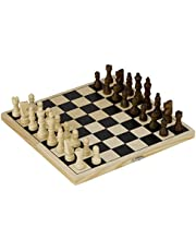Gollnest & Kiesel Jeu d'échecs avec plateau pliant en bois