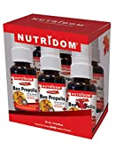 NUTRIDOM Bee Propolis Spray 30ml x 6 bottles