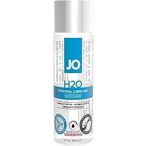 JO H2O Lubricant - Warming ( 2 oz )