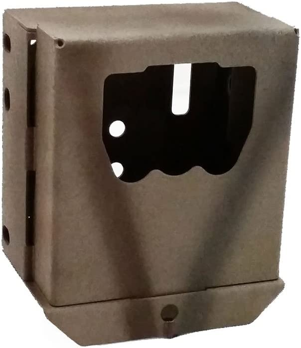 Camlockbox Security Box Compatible with Browning Strike Force Pro BTC-5HDP