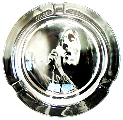 Bob-Marley-Art-Deco-Marijuana-Weed-Round-Glass-Ashtray