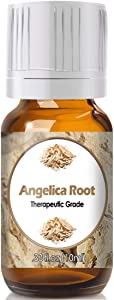 Angelica Root Essential Oil for Diffuser & Reed Diffusers (100% Pure Essential Oil) 10ml