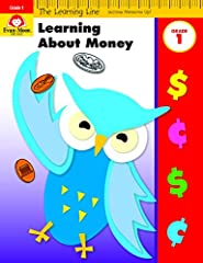 Provide early learners with engaging skill-specific practice in 32 full-color pages. Quick and captivating activities keep young learners focused as they practice important concepts such as identifying coins, counting sums of money, solving m...
