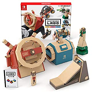 Nintendo Labo Toy-Con 03: Vehicle Drive Kit - Switch (World Edition)