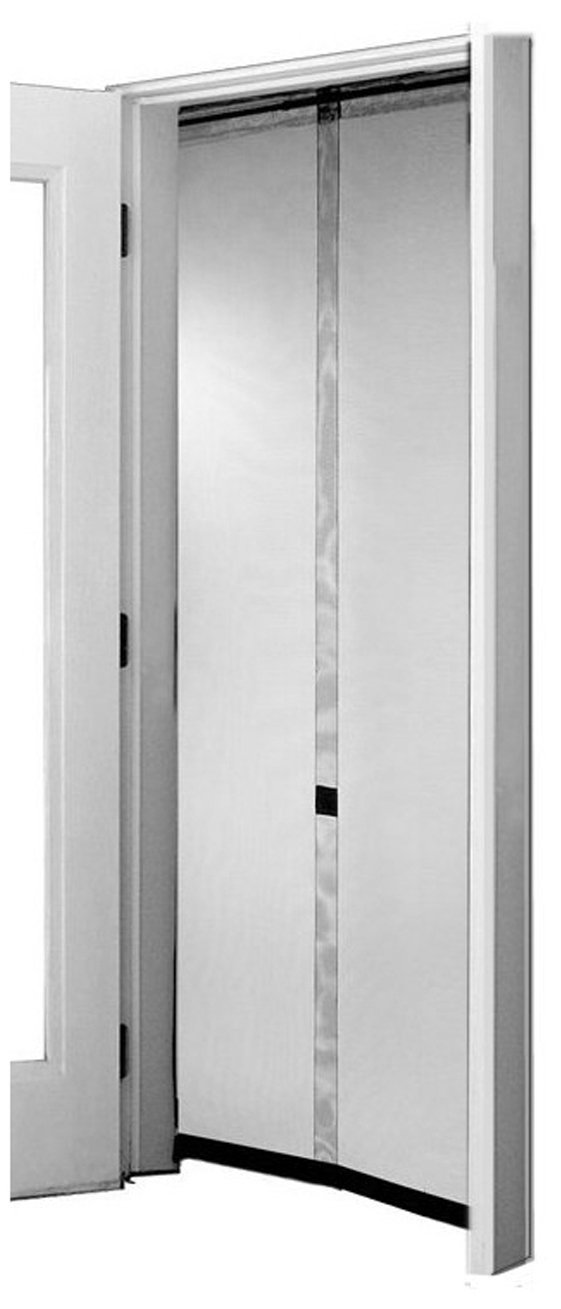 Bug Off 32 by 96 Instant Screen, Fits Tall Single Doors, New Construction Homes 32 x 96 Bug Off Screen