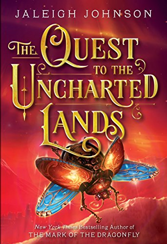 The Quest to the Uncharted Lands (World of Solace Series)