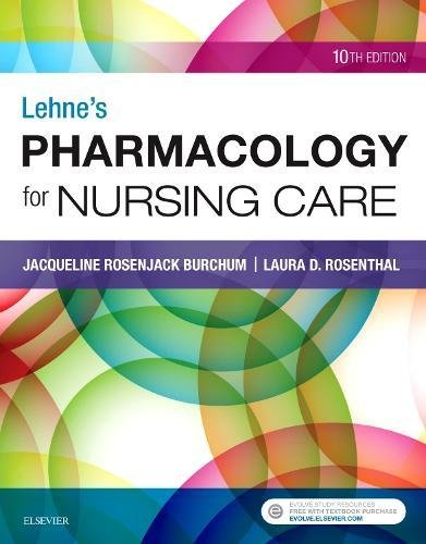 Top 9 pharmacology nursing lehne