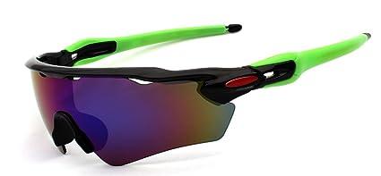 c233e4b2014 Amazon.com  FullScope Sports FSS9275 Sports and Outdoor Sunglasses ...
