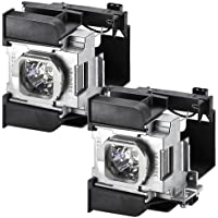 Powerwarehouse Panasonic PT-AR100 Lamp - Premium Powerwarehouse Replacement Lamp (QTY: 2pcs)