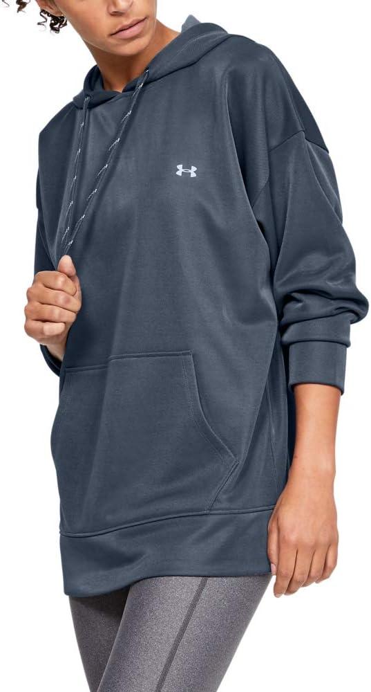Under Armour 安德玛 UA 吸湿快干 女式套头连帽卫衣 XS码3.5折$19.47 海淘转运到手约¥183