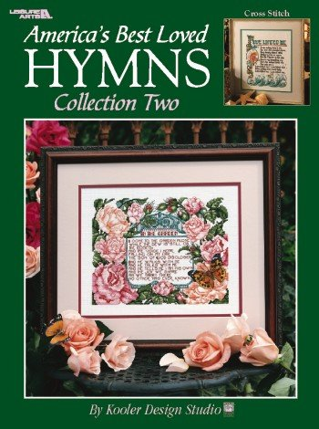 America's Best Loved Hymns Book 2 - Cross Stitch Pattern (Best Cross Stitch Patterns)