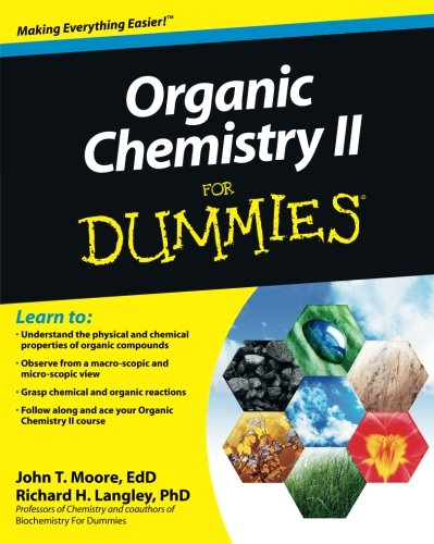 Series Organic (Organic Chemistry II For Dummies)