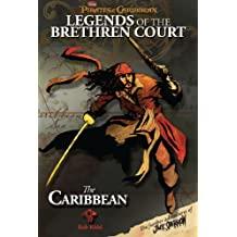 Pirates of the Caribbean: Legends of the Brethren Court The Caribbean