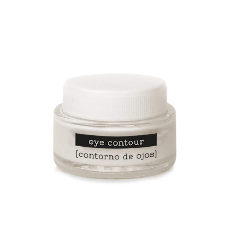 DETOX SKINFOOD - Eye Contour - Eye Cream for Dark Circles, Wrinkles & Bags, Anti Aging Eyes Day and Night Cream - Vegan cosmetics 20ml / 0,68fl.oz