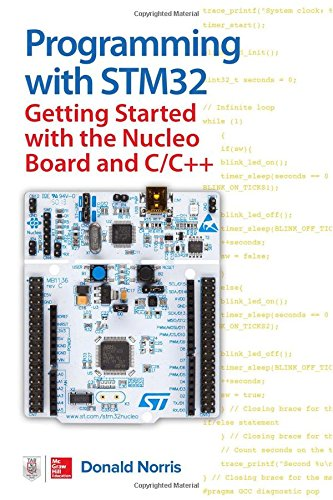 Programming with STM32: Getting Started with the Nucleo Board and C/C++ by McGraw-Hill Education TAB