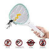 Faicuk Handheld Bug Zapper Racket Electric Fly