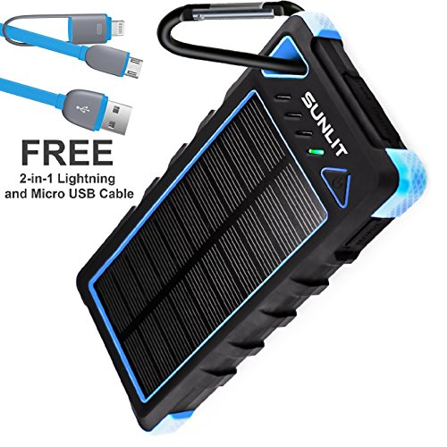 Solar Chargers For Hiking - 8