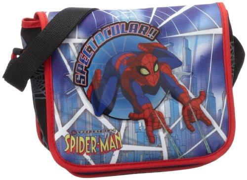 Disney Kinder Tasche Spiderman, royalblau, 21 x 17 x 6 cm, 1 liters, 20248-0500, 1.00 euro/100 ml