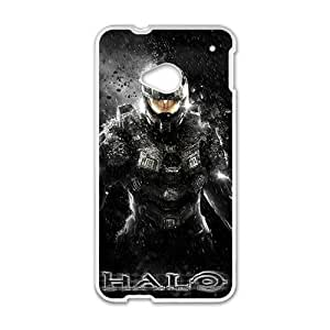 Happy Halo 4 Cell Phone Case for HTC One M7
