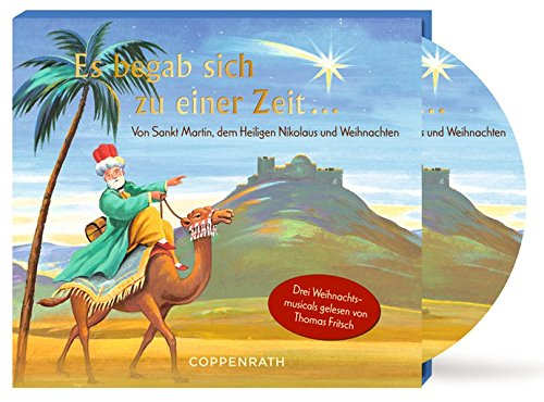 Coppenrath Weihnachtsmusicals: Es begab sich zu einer Zeit ... (CD)