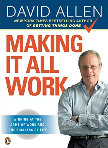 """The companion to the blockbuster bestseller, Getting Things Done.  Since its publication in 2001, Getting Things Done has become, as Time magazine put it, """"the defining self-help business book"""" of the decade. Having inspired millions of readers arou..."""