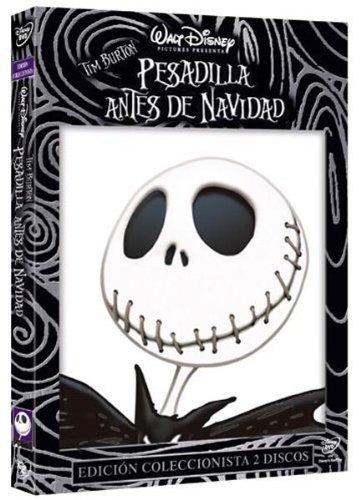 Pesadilla Antes De Navidad - Edición Coleccionista DVD: Amazon.es ...