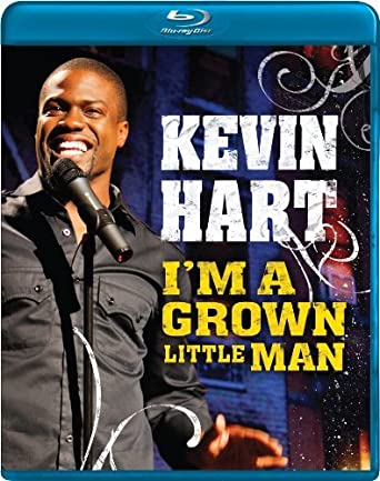 Kevin Hart Im A Grown Little Man Blu Ray By Kevin Hart Amazon Co Uk Dvd Blu Ray