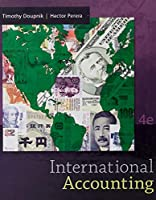 International Accounting, 4th Edition Front Cover