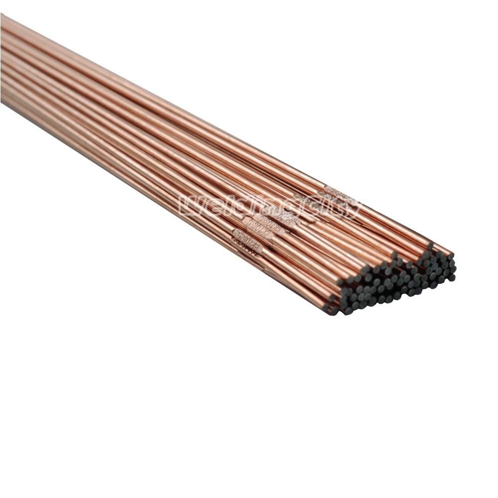 10pcs  Mild Carbon Steel TIG Welding Filler Rods Wire 1.6 2.4 3.2mm Gas Weldings