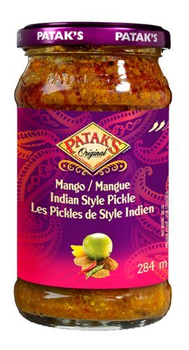 Best mango pickle list