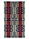 Pendleton Oversized Jacquard Towel Spa, Arrow Revival