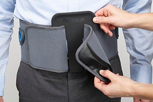 Ossur Universal Miami LSO Belt w/Standard Posterior Panel Back Brace by Ossur (Image #1)