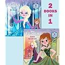 Anna's Act of Love/Elsa's Icy Magic (Disney Frozen) (Pictureback(R))