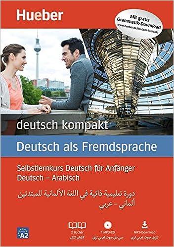Selbstlernkurs Deutsch Für Anfänger Miteinander Arabische Ausgabe Mit 1 ...