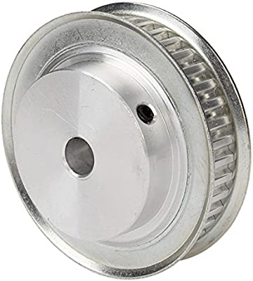 WEONE 10mm Reemplazo de aluminio correa dentada Polea 40 dientes ...