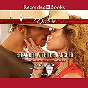 Stranded with the Rancher Audiobook