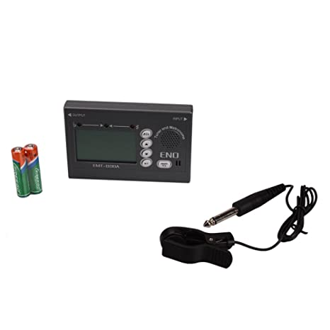 Emt-800a 3-in-1 Digital Violin Tuner Metronome Tone